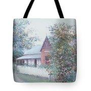 The Stationmaster's Cottage Tote Bag
