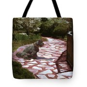 The Stone Path Tote Bag