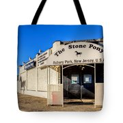 The Stone Pony Asbury Park New Jersey Tote Bag