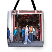 The Store Front Tote Bag