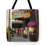 The Store Fronts Tote Bag