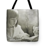 The Story Of A Little Dancer Tote Bag