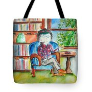 The Storyteller Tote Bag