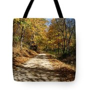 The Straight Road Tote Bag