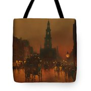 The Strand - London 1899 Tote Bag