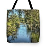 The Stream Tote Bag