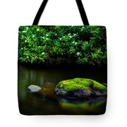 The Stream's Embrace Tote Bag