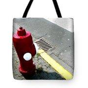The Street Talks  Tote Bag