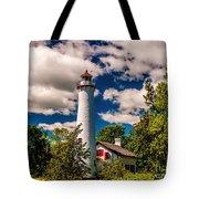The Sturgeon Point Light Tote Bag