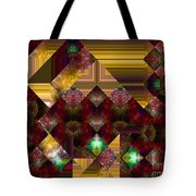 The Sublimation Of Desire Tote Bag