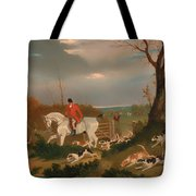The Suffolk Hunt Tote Bag
