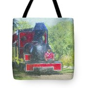 The Sugar Train Tote Bag