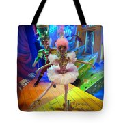 The Sugarplum Fairy Tote Bag