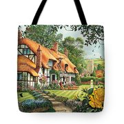 The Summer Thatchers Tote Bag