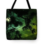 The Sun And Clouds Tote Bag