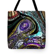The Sun Moon System Tote Bag