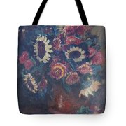 The Sunflower Bouquet Tote Bag