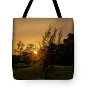 The Sunset In The Mountain IIi Tote Bag