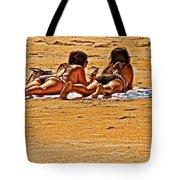 The Suntan Girls Tote Bag