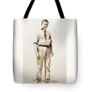 The Superintendent Tote Bag