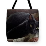 The Supervisor Tote Bag by Luther Fine Art