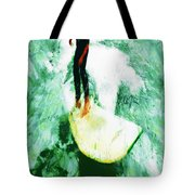The Surfing Hobbit  Tote Bag