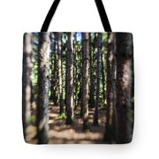 The Surreal Forest Tote Bag