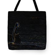 The Swan Of Tuonela Tote Bag