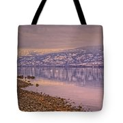 The Swans On Winter Solstice Tote Bag