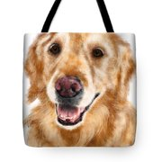 The Sweet Golden Tote Bag