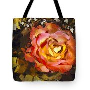 The Sweetest Rose 1 Tote Bag