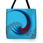 The Swish Of The Paintbrush Tote Bag