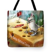 The Swiss National Course Tote Bag