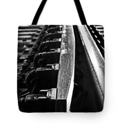 The Switch Bw Tote Bag
