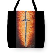 The Sword Of The Spirit Tote Bag