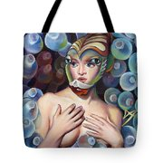 The Symbiont Tote Bag