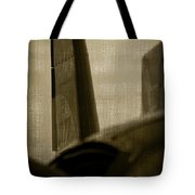 The Tail Tote Bag