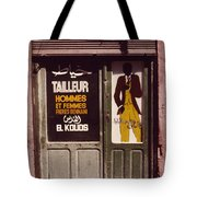 The Tailor Tote Bag