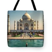 The Taj Maha Tote Bag