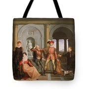 The Taming Of The Shrew Tote Bag