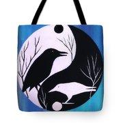 The Tao Of Crow Tote Bag