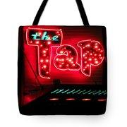the Tap Tote Bag