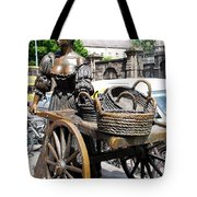 The Tart With The Cart Tote Bag