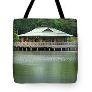 The Tea House Tote Bag