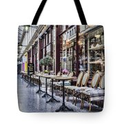 The Tea Room Tote Bag