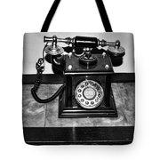 The Telephone Tote Bag