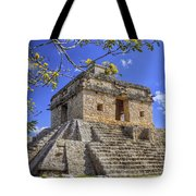 The Temple Of The Seven Dolls Tote Bag