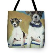 The Terriers Tote Bag