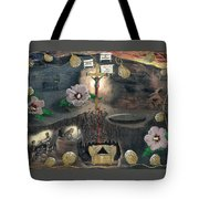 The Testimony Of Ron Wyatt - Ark Of The Covenant Tote Bag