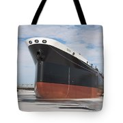 The Texas Cargo Ship Tote Bag